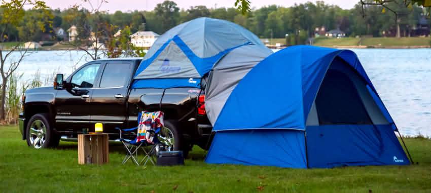Sportz Link Truck Tent Extension