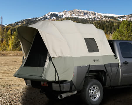canvas truck tent. Black Bedroom Furniture Sets. Home Design Ideas