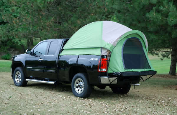 backroadz truck tent with rainfly